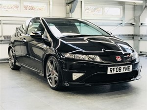 used Honda Civic I-VTEC TYPE-R GT in hook-hampshire