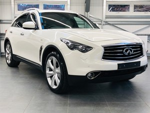 used Infiniti FX FX 3.0d S in hook-hampshire