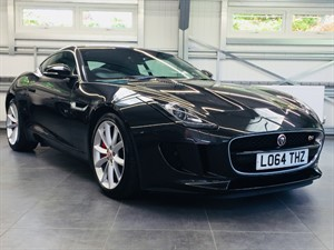 used Jaguar F-Type V6 S in hook-hampshire