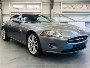 used Jaguar XK COUPE in hook-hampshire