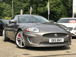 used Jaguar XKR SUPERCHARGED in hook-hampshire