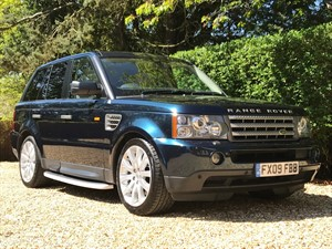 used Land Rover Range Rover Sport TDV8 HSE E4 in hook-hampshire