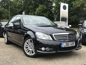 used Mercedes C250 CDI BLUEEFFICIENCY ELEGANCE ED125 in hook-hampshire