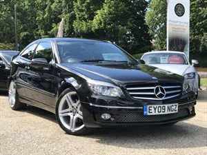 used Mercedes CLC200 KOMPRESSOR SPORT in hook-hampshire
