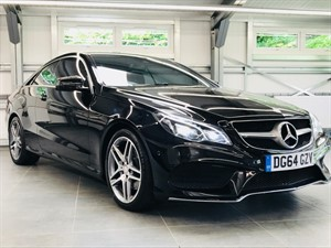 used Mercedes E220 BLUETEC AMG LINE in hook-hampshire