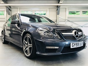 used Mercedes E63 AMG in hook-hampshire