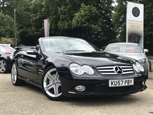 used Mercedes SL SL350 SPORT EDITION in hook-hampshire