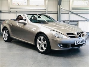 used Mercedes SLK350  in hook-hampshire