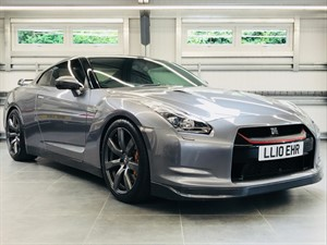 used Nissan GT-R PREMIUM EDITION in hook-hampshire