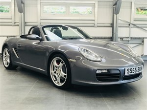 used Porsche Boxster 3.2 S in hook-hampshire