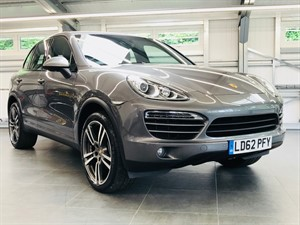 used Porsche Cayenne D V6 TIPTRONIC in hook-hampshire
