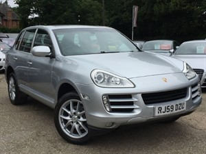 used Porsche Cayenne TDI V6 TIPTRONIC S in hook-hampshire
