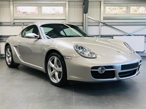 used Porsche Cayman 24V in hook-hampshire