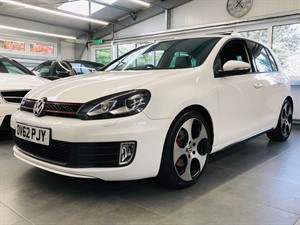 used VW Golf GTI DSG in hook-hampshire