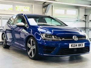 used VW Golf R in hook-hampshire