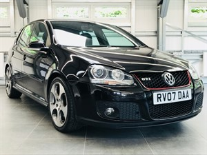 used VW Golf GTI in hook-hampshire