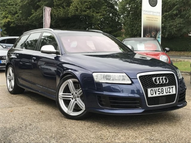 Used Audi RS6 RS6 Avant for Sale