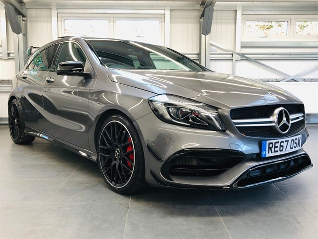 Used Mercedes A Class A45 for Sale