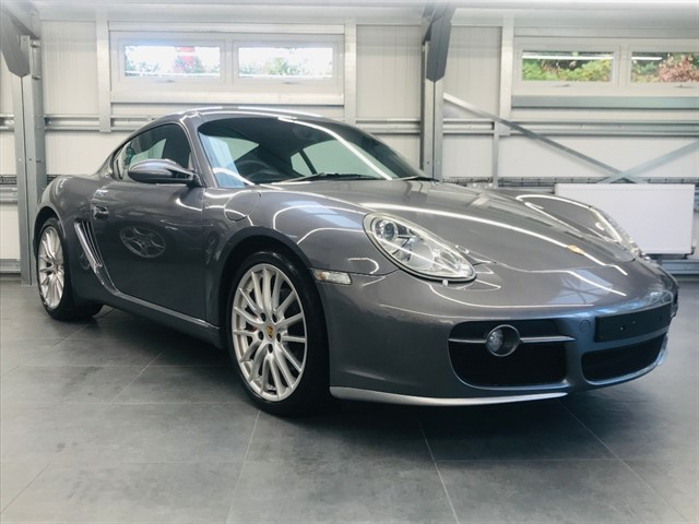 Used Porsche Cayman for Sale