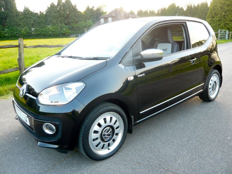 vw up up black limited edition for sale from risegreen motor company kingswood surrey vehicle. Black Bedroom Furniture Sets. Home Design Ideas