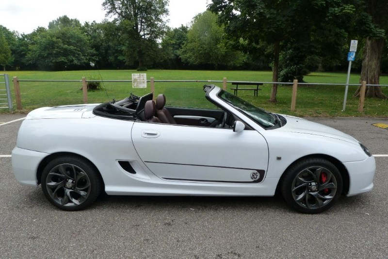 Used Mg Tf For Sale In Shepperton Surrey