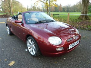 Car of the week - MG MGF VVC (just 49,000miles) - Only £3,695
