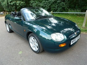 Car of the week - MG MGF  Rare 1995 car(the 1137 made) - Only £2,695