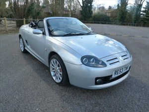 Car of the week - MG TF 135 Sprint(just 25,100miles) - Only £3,895