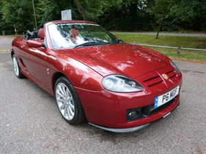 Car of the week - MG TF 160 vvc Huge spec. - Only £3,795