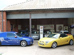 Car of the week - MG TF /F/ZR Largest choice of MG's - Only P.O.A.