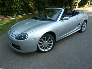 Car of the week - MG TF 135 SPARK(1 owner just 31,000m) - Only £5,295