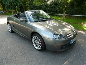 Car of the week - MG TF 135 Spark (just 58,000miles) - Only £4,695
