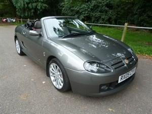 Car of the week - MG TF 160vvc Facelift (just 55,000m) - Only £4,795