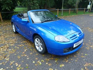 Car of the week - MG TF 135 (just 29,049 miles) - Only £3,995