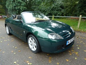 Car of the week - MG TF 135 Convertible(just 63,000m) - Only £2,995