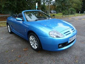 Car of the week - MG TF 135 Facelift model(just 34,000 miles) - Only £4,495