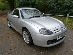 Car of the week - MG TF 135 SPARK +Hardtop(just 55,000m) - Only £4,295