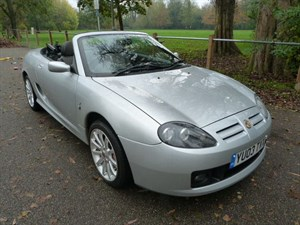 Car of the week - MG TF 160vvc (just 40,000miles) - Only £3,695