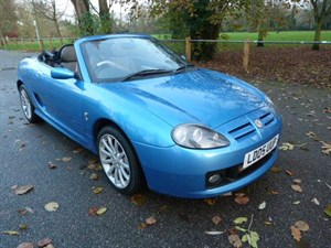 Car of the week - MG TF 115 SPARK (just 46,000miles) - Only £3,795