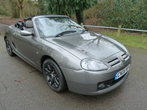 Car of the week - MG TF 120 STEPSPEED (rare Facelift) - Only £4,895