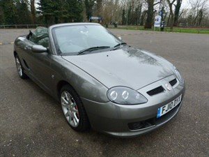 Car of the week - MG TF 135 (just 19,000 miles) - Only £7,495