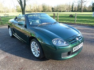 Car of the week - MG TF 135 (Just 20,800 miles) - Only £5,695