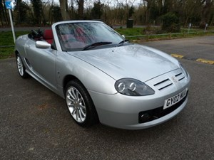 Car of the week - MG TF 135 (just 30,000miles) - Only £3,695