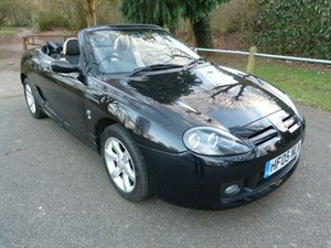 Car of the week - MG TF 115 Facelift (just 47,000miles) - Only £3,999