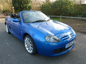 Car of the week - MG TF 135 (just 60,000miles) - Only £3,495