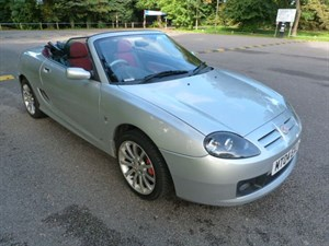 Car of the week - MG TF 135 80TH Ltd edition(just 21,000m) - Only £5,895