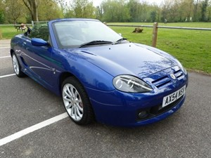 Car of the week - MG TF 160vvc A/C+ High spec,Low mileage. - Only £4,695
