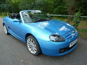 Car of the week - MG TF 135 Rare colour (just 26,000 miles) - Only £4,295