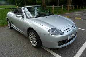 Car of the week - MG TF 135 Sprint,1 owner (just 28,000miles) - Only £4,450