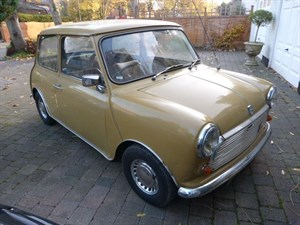 Car of the week - Morris Mini 1000 - Only £2,495